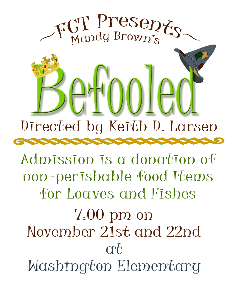 Befooled_poster