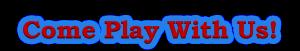 Come Play logo